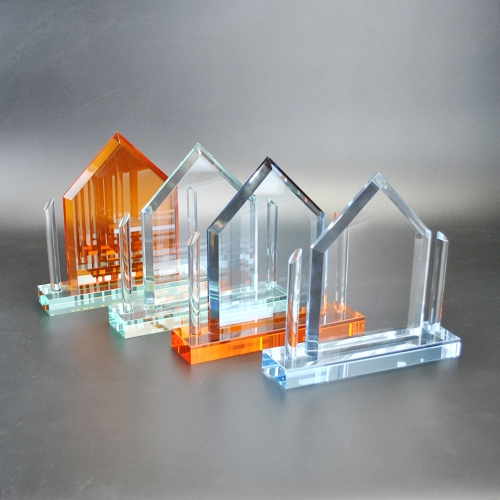 Clear Acrylic Trophy Award