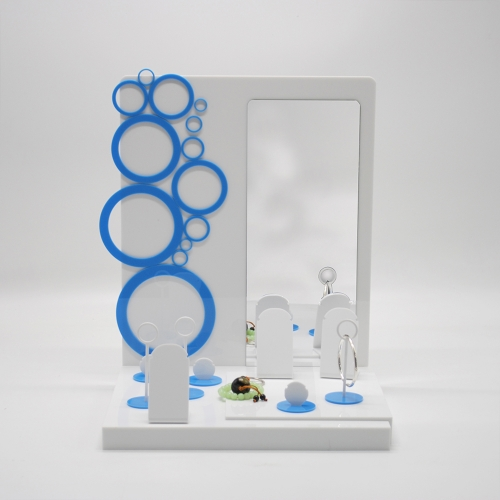 Acrylic Jewelry display stand