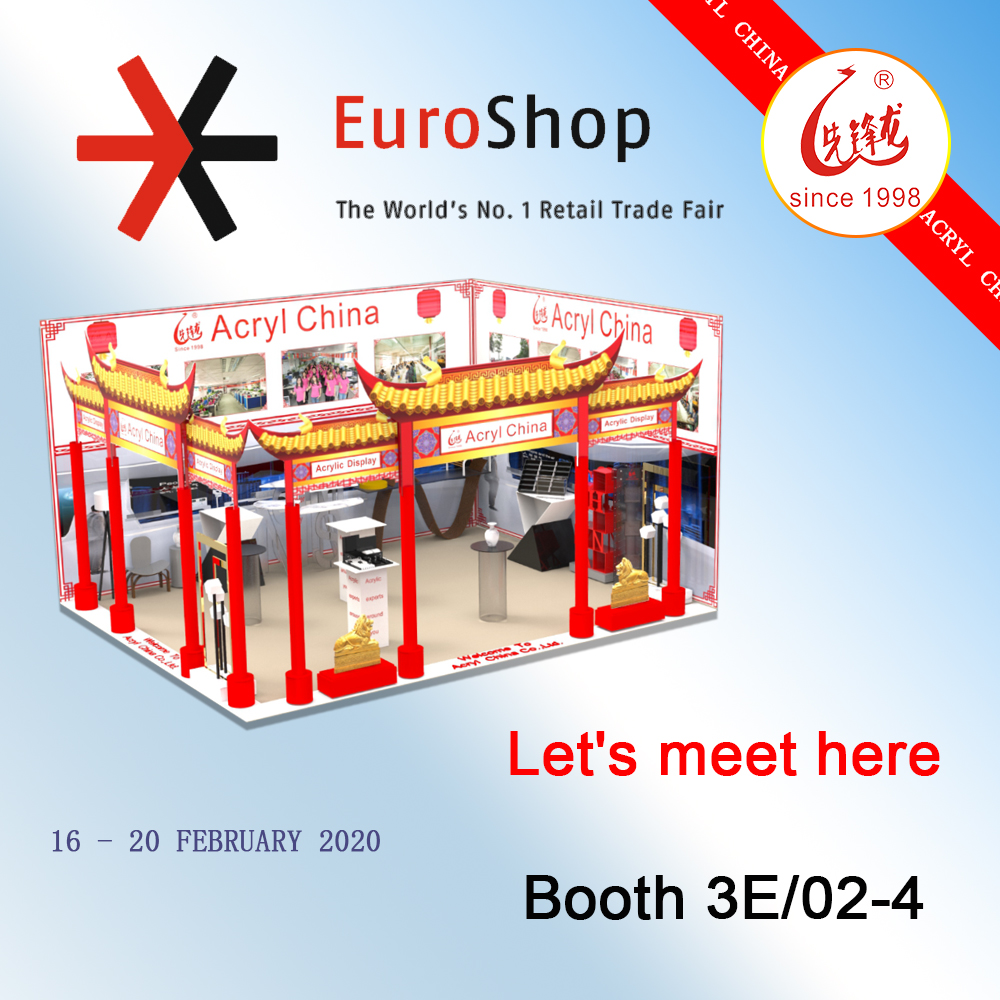 let's meet at booth 3E/02-4 Euroshop.