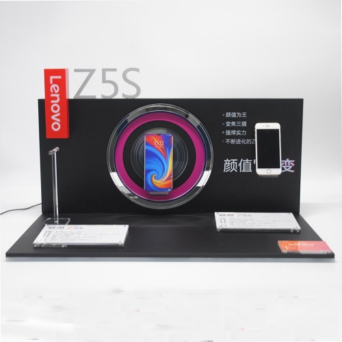 Acrylic LED lenovo mobile display