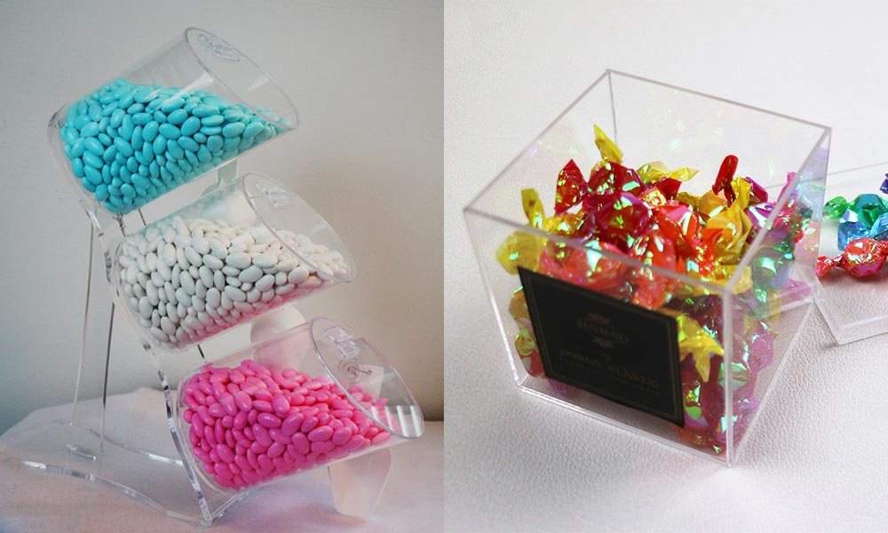 A Few Considerations About Custom Acrylic Candy Box