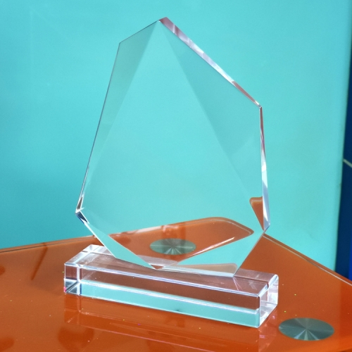 Acrylic Honor Award Crystal Trophy